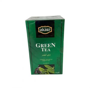Akzer Yeşil Çay 3 84