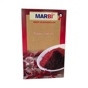 Marbi Pul Biber 9 Marbi Baharat urunleri pul biberi
